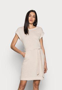 Esprit - DRESS  - Jerseykleid - sand