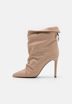 Patrizia Pepe - High Heel Stiefelette - camel beige