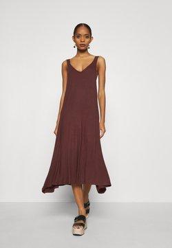 Zign - Vestido ligero - brown