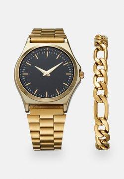 Pier One - SET - Montre - gold-coloured