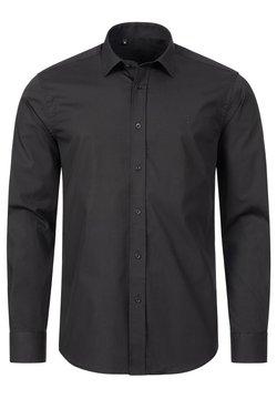Indumentum - REGULAR FIT  - Businesshemd - schwarz