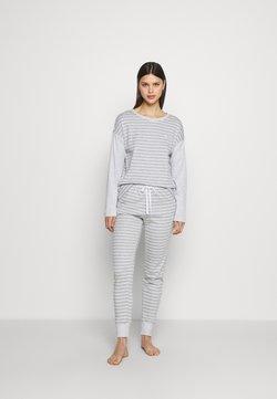 Lauren Ralph Lauren - LONG - Pyjama - grey