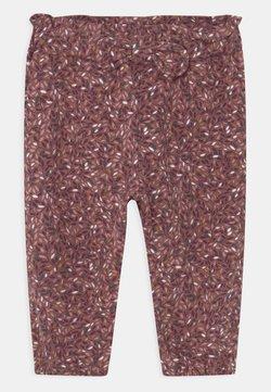 Hust & Claire - TELMA TROUSERS - Pantalones - pale mauve