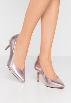 Tamaris - COURT SHOE - Escarpins - rose metallic