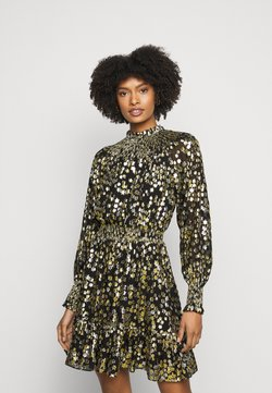 MICHAEL Michael Kors - GLAM TWINKLE STAR  - Cocktail dress / Party dress - silve/gold