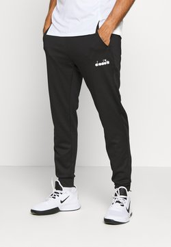 Diadora - PANTS - Jogginghose - black