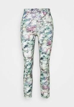 Cotton On Body - LOVE YOU A LATTE  - Leggings - inky/pink