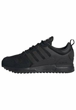 adidas Originals - ZX 700 HD SHOES - Sneaker low - black