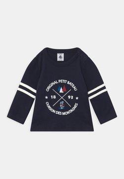 Petit Bateau - Langarmshirt - dark blue