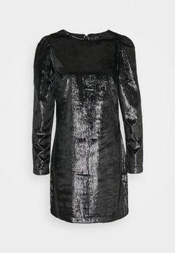 ONLY - ONLMAIRA LEXA PUFF DRESS - Cocktailkleid/festliches Kleid - black