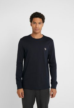 PS Paul Smith - ZEBRA - Langarmshirt - navy