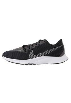 Nike Performance - ZOOM RIVAL FLY 2 - Zapatillas de running neutras - black/white/thunder grey
