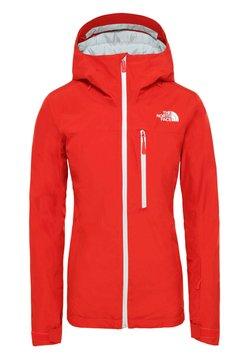 The North Face - DESCENDIT - Snowboardjacke - red