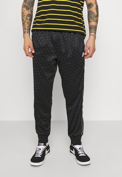 Nike Sportswear - REPEAT - Jogginghose - black/white