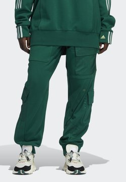 adidas Originals - Jogginghose - darkgreen