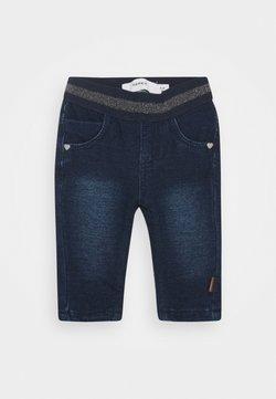 Name it - NMFSALLI DNMTORINA - Legging - dark blue denim