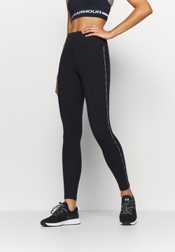 Under Armour - FAVORITE LEGGING HI RISE - Tights - black