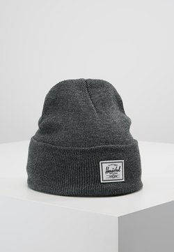 Herschel - ELMER BEANIE - Mütze - heather charcoal