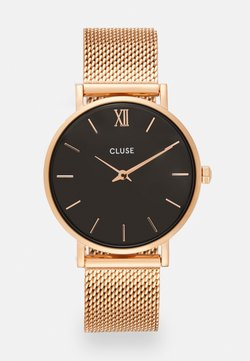 Cluse - MINUIT - Uhr - rose gold-coloured/black
