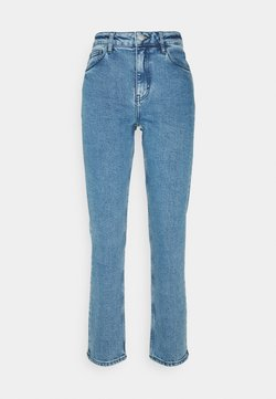 KnowledgeCotton Apparel - IRIS MOM - Jeans baggy - light blue
