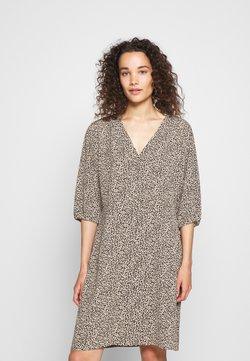 Modström - EMILY PRINT DRESS - Korte jurk - light brown