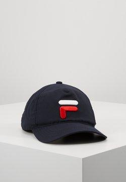 Fila - BASEBALL MAX - Cap - peacaot blue