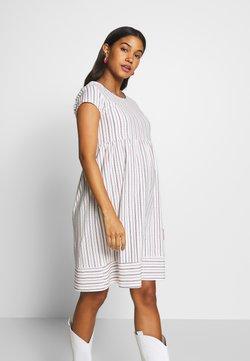 Esprit Maternity - DRESS NURSING - Freizeitkleid - offwhite