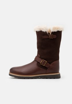 Friboo - Snowboot/Winterstiefel - dark brown