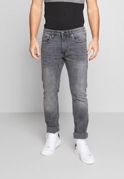 s.Oliver - Slim fit jeans - denim grey