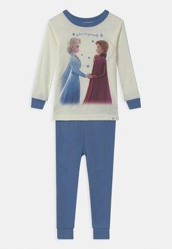 GAP - TODDLER GIRL FROZEN ELSA & ANNA  - Pijama - snowflake milk