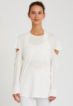 Yogasearcher - SATTVA - Langarmshirt - white