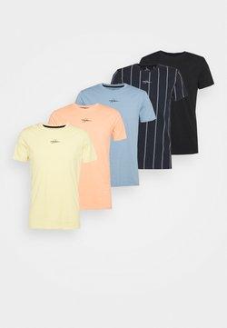 Hollister Co. - T-shirt imprimé - crew seasonal pattern