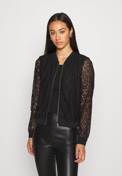 ONLY - ONLMINA - Giubbotto Bomber - black