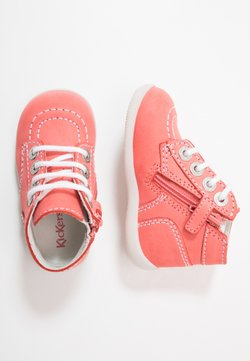 Kickers - BONZIP - Vauvan kengät - rose