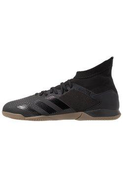 adidas Performance - PREDATOR 20.3 IN - Fußballschuh Halle - core black/dough solid grey