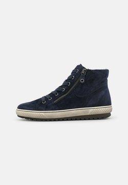 Gabor - Sneakersy wysokie - marine