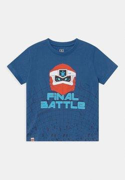 LEGO Wear - T-shirt z nadrukiem - dark blue