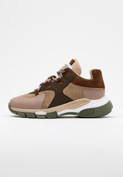 Toral - Sneakers laag - seta castor/basket/khaki
