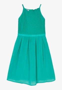 Lemon Beret - FESTIVE DRESS  - Vestido de cóctel - deep green
