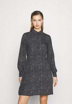 Pieces - PCFRIDINEN DRESS - Blusenkleid - black