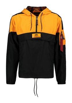 Alpha Industries - TAPE ANORAK - Windbreaker - orange (33)
