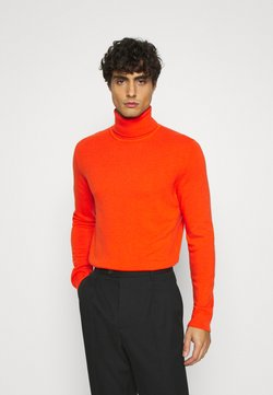 Benetton - BASIC ROLL NECK - Pullover - orange