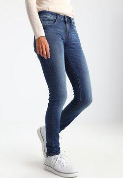 TOM TAILOR - ALEXA - Jeans Skinny Fit - dark stone wash