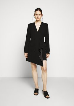 BCBGMAXAZRIA - EVE SHORT DRESS - Shift dress - black