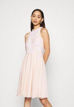 Lace & Beads - NELA DRESS - Cocktailkjoler / festkjoler - vanilla ice