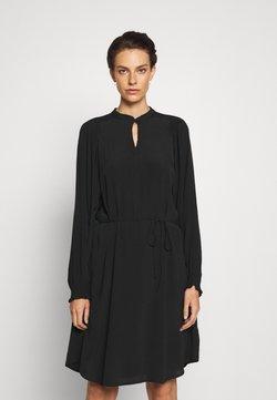 Bruuns Bazaar - LILLI VITA DRESS - Korte jurk - black