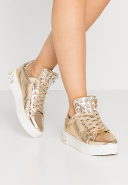 Guess - MAREY - Sneakers - gold