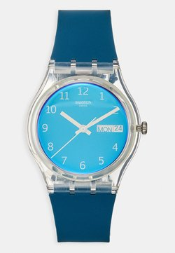 Swatch - BLUE AWAY - Montre - blue