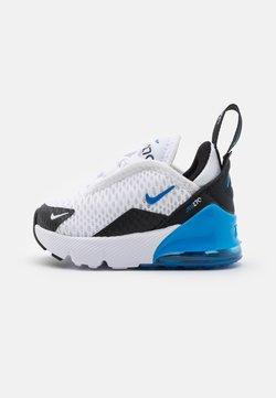 Nike Sportswear - AIR MAX 270 UNISEX - Baskets basses - white/signal blue/black