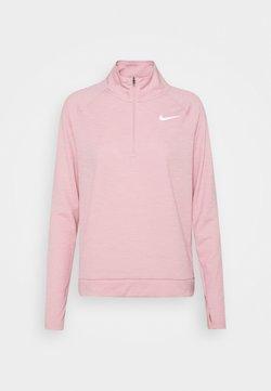 Nike Performance - PACER - T-shirt de sport - pink glaze/heather/reflective silver